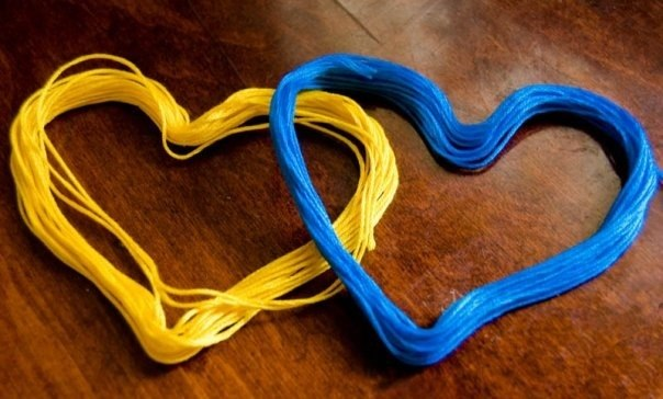украина сердца
