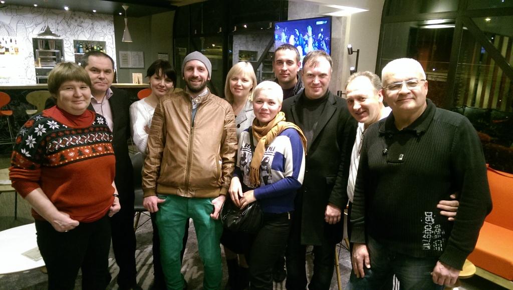 журналисты Украина