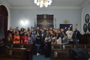 Зустріч з мером Чернівців