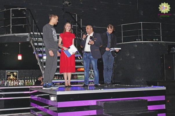 Нагородження переможців КСУ