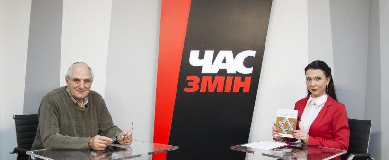 Рабкін на телепередачі у Чернівцяхвцях