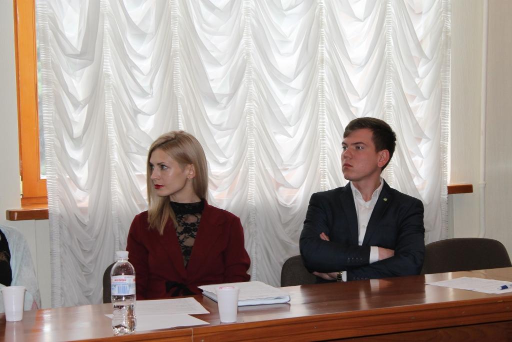 аргарита Токар і Олександр Єжов
