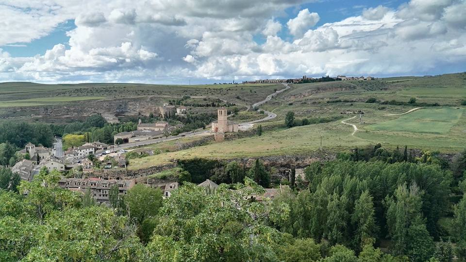 Передмістя Сеговії