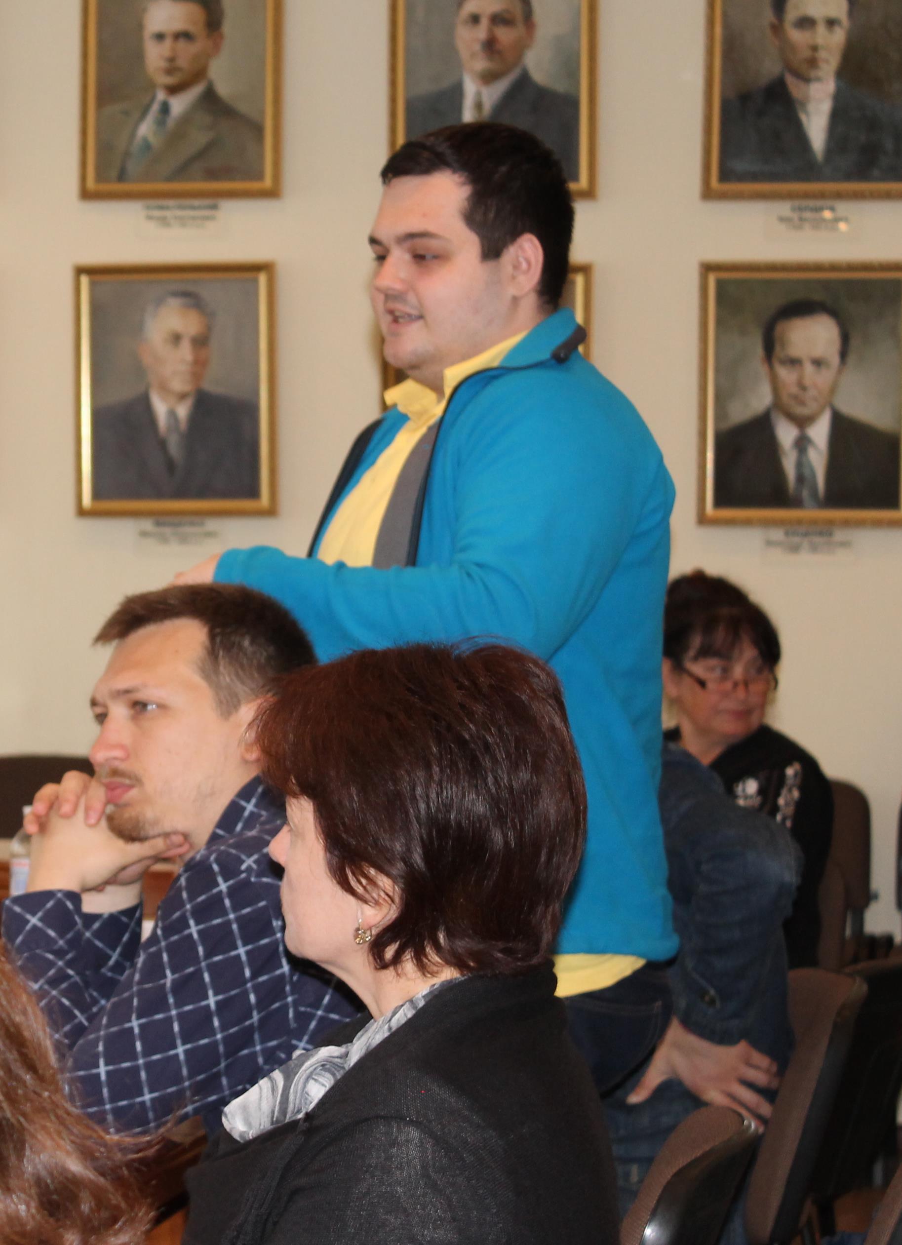Дмитрієв Іван із Миколаєва