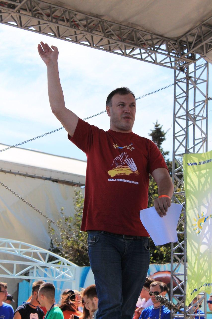 Павло Вікняянський - лідер республіканців.