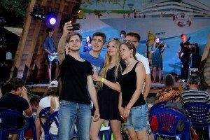 Селфі під час Music Live Awards